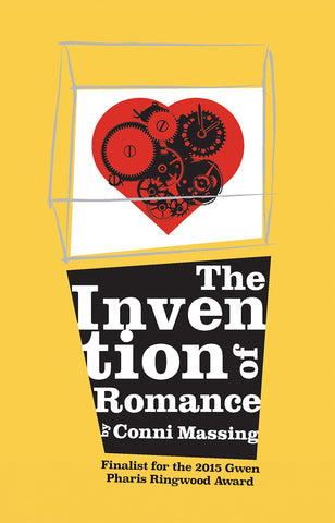 Cover of the Invention of Romance