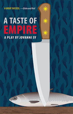 "Image Book Cover of ""A Taste of Empire"""