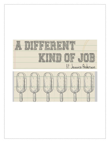 A Different Kind of Job by Jessica Anderson