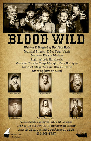 Blood Wild by Paul Van Dyck