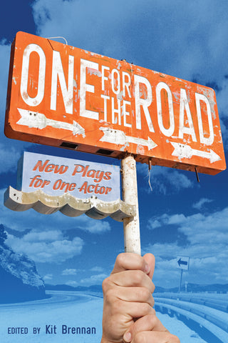 "Image Book Cover for ""One for the Road: New Plays for One Actor"""