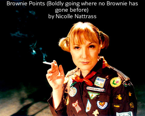 Brownie Points by Nicolle Trixie Nattrass