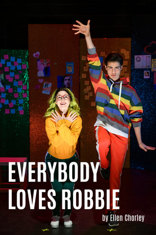 Everybody Loves Robbie by Ellen Chorley