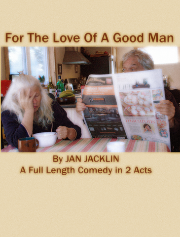 For The Love of a Good Man by Jan Jacklin