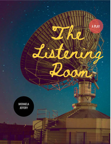 The Listening Room by Michaela Jeffery