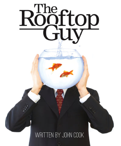 The Rooftop Guy by John Cook