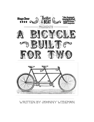 A Bicycle Built for Two by Johnny Wideman