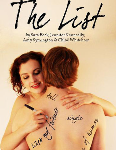 The List by Chloe Whitehorn