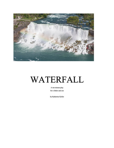 Waterfall by Katherine Koller