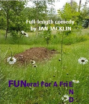 FUNeral for a FriEND by Jan Jacklin