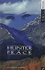 "Image Book Cover of ""Hunter of Peace"""