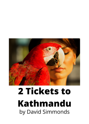 Two Tickets to Kathmandu by David Simmonds