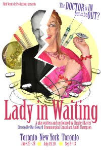 Lady in Waiting by Charles Hayter