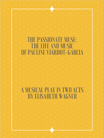 The Passionate Muse by Elisabeth Wagner