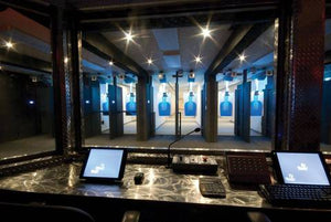 Indoor Range Booking