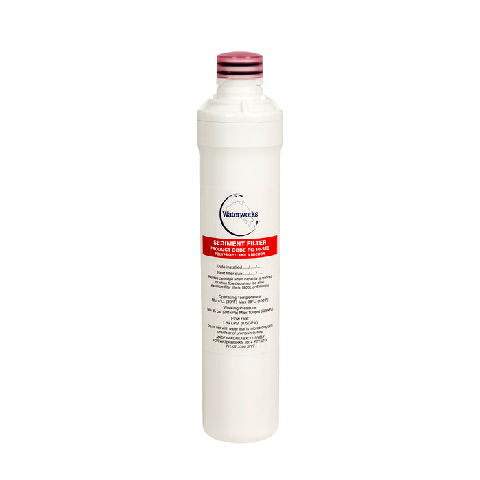 Sediment Filter – Replacement Cartridge