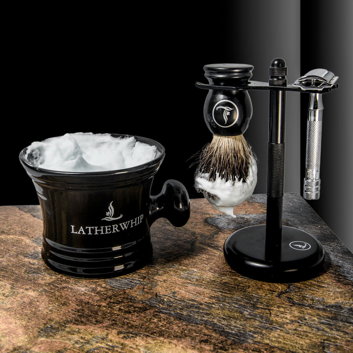 Latherwhip - Shaving Brushes, Shaving Bowls, and Shaving Stands