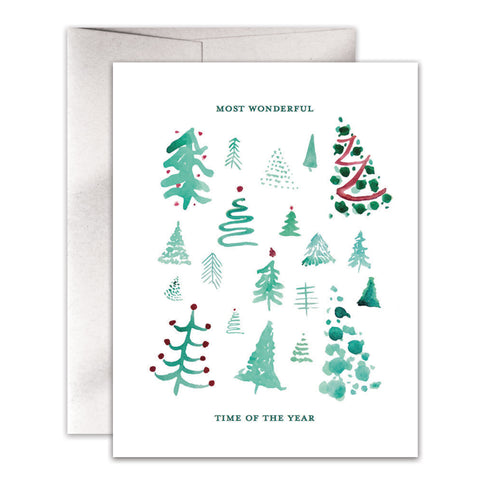 Most Wonderful Time of the Year Card