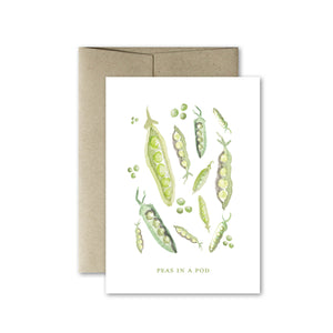 Peas in a Pod Card