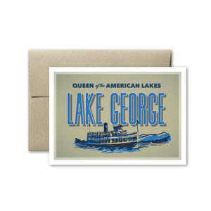 Lake George Card