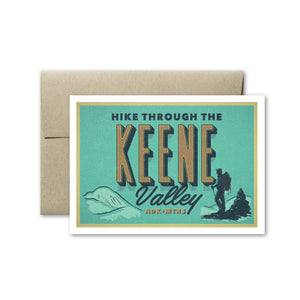 Keene Valley Card