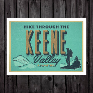 Keene Valley Print & Postcard