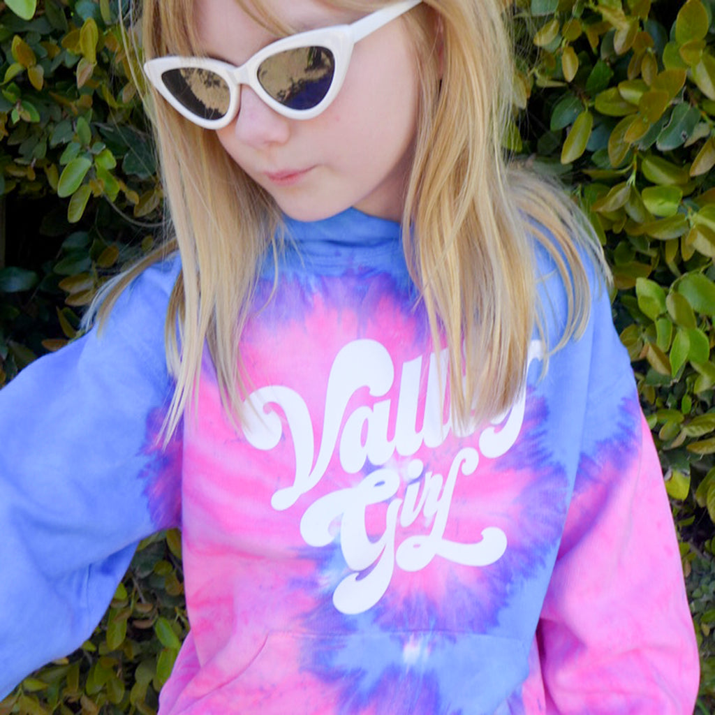 VALLEY GIRL - TIE DYE