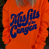 MISFITS OF THE CANYON - PACIFIC BLUE