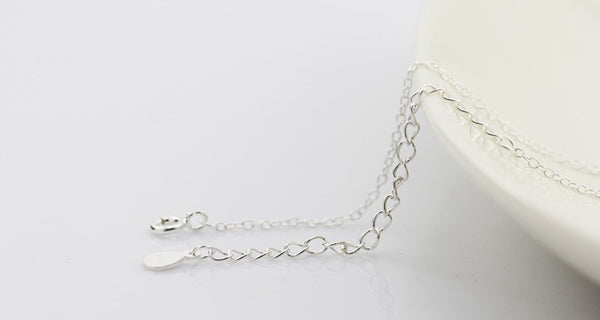 925 Sterling Silver Necklaces Cute Chick