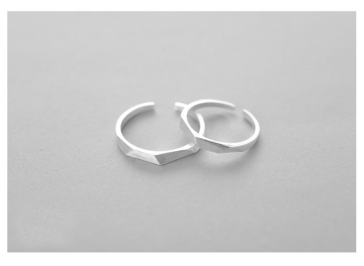 Sterling Silver 925 Rings Sterling Silver Open Ring Jewelry