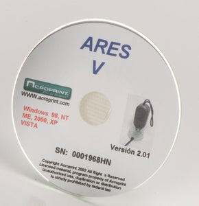 Ares V Express Replacement CD