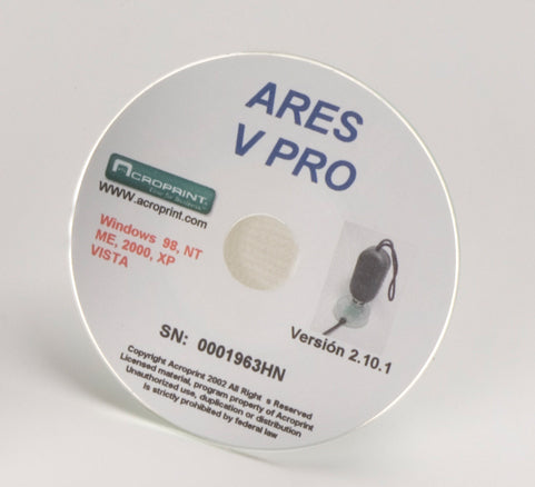 Acroprint Ares Replacement CD