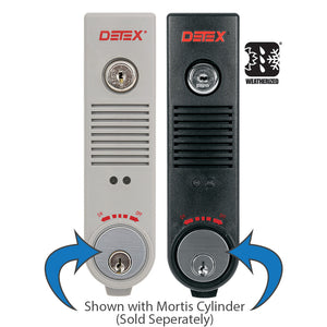 Detex EAX-500W Weatherized Battery Powered Door Alarm