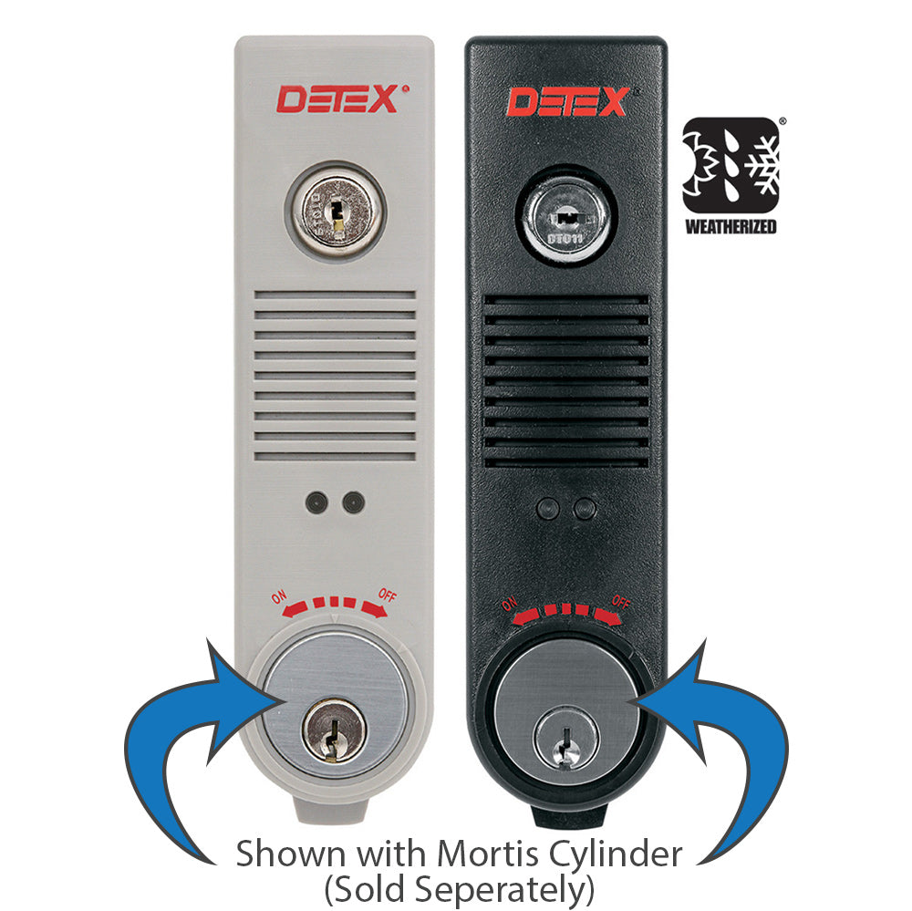 Detex EAX-500 Battery Powered Door Alarm
