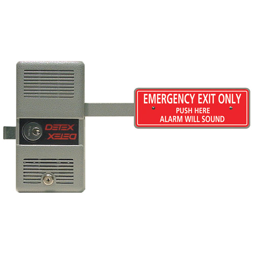 Detex ECL-230D UL-Listed Panic Hardware Exit Control Lock