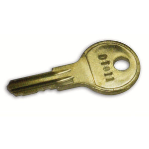 Detex ECL-405 Replacement Cover Key
