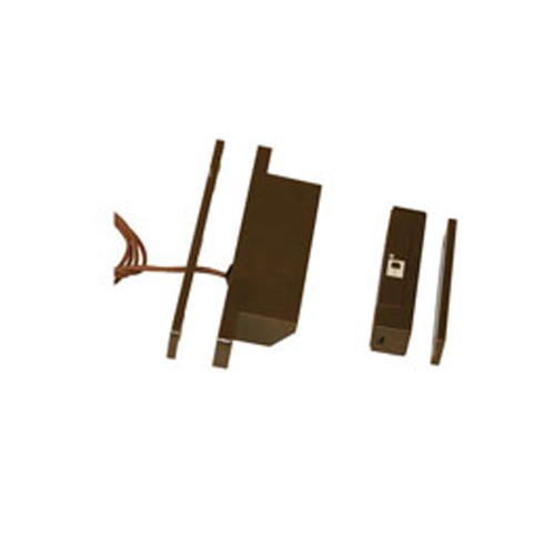 Detex MS-1059S Balanced Magnetic Switch | Surface Mount | Closed Contacts | Color: Brown