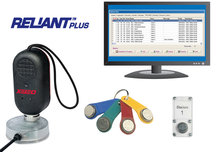 Detex Reliant Plus Complete Solution