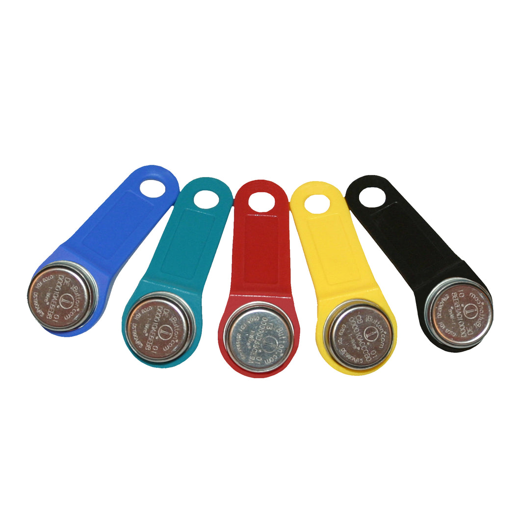 Acroprint Supervisor iButtons 5 Pack