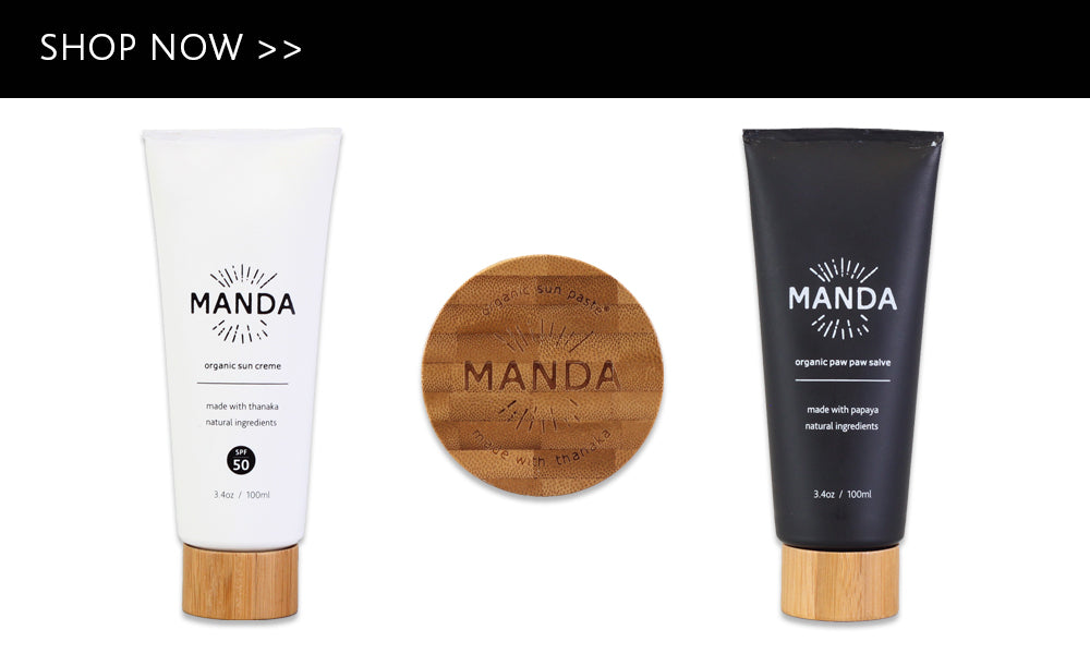 Shop MANDA Products now