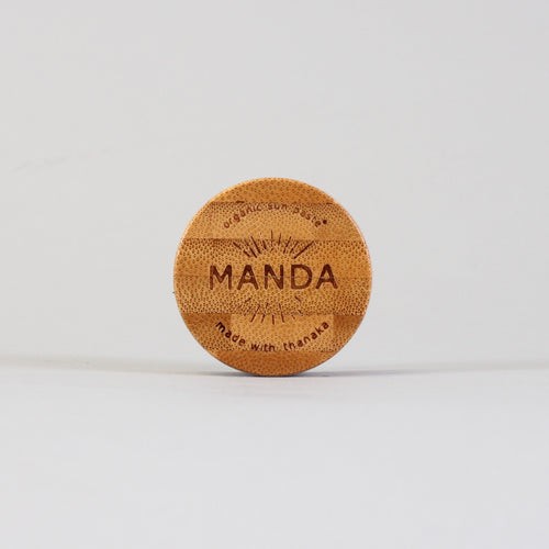 Manda Organic Sun Paste (SPF 50) - 15 grams