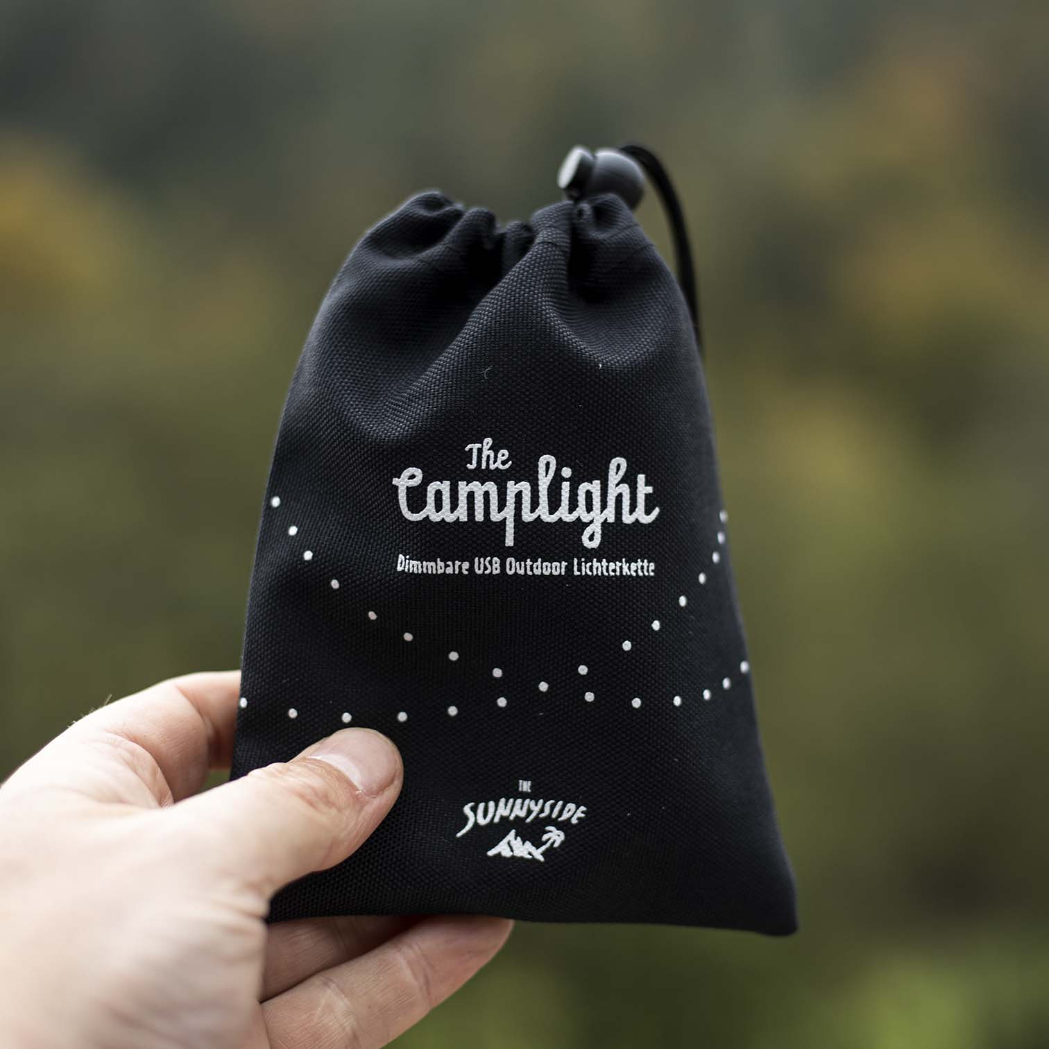 The Camplight - USB Lichterkette - THE SUNNYSIDE