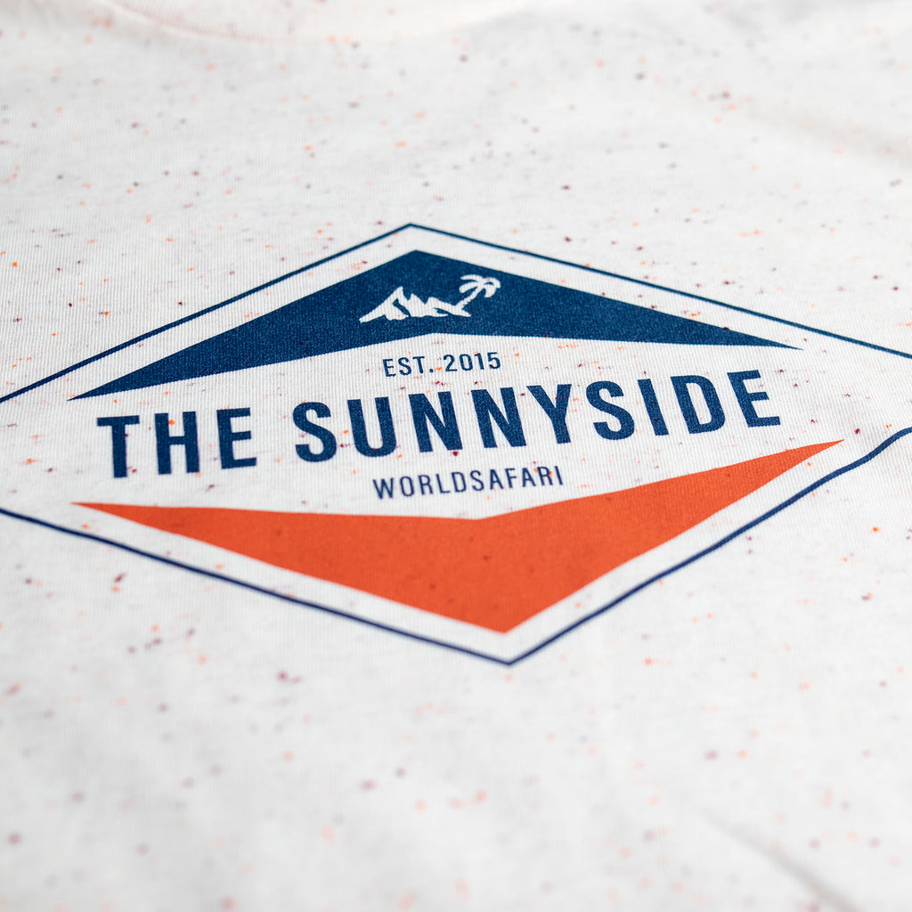 Diamond T-Shirt - THE SUNNYSIDE