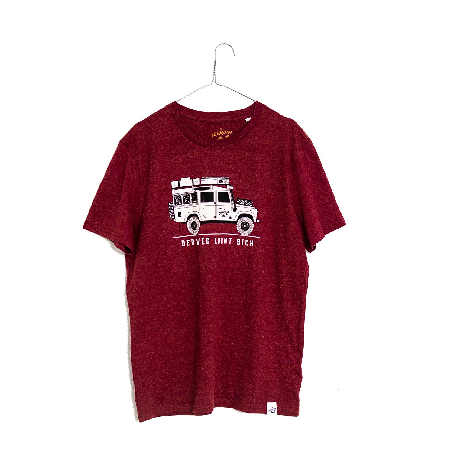 Willi T-Shirt - THE SUNNYSIDE