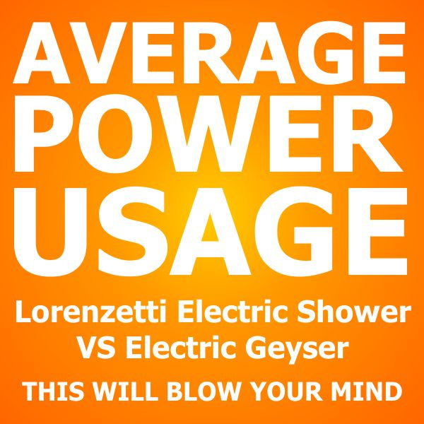 How much can a Lorenzetti fitting save me on electricity?