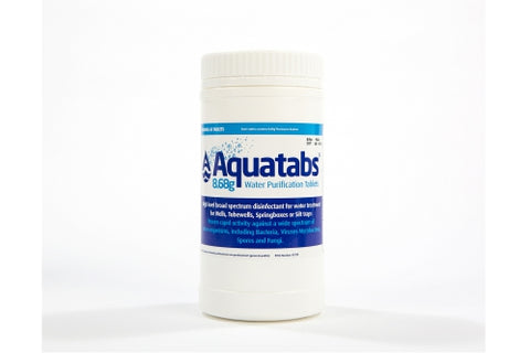 Aquatabs 1000 (60 x tablets)