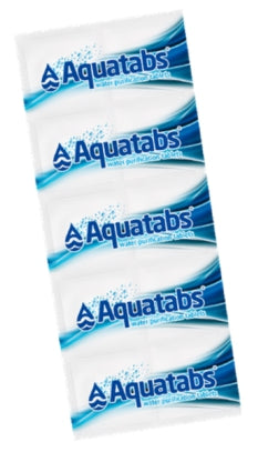 Aquatabs Effervescent Tablets 67mg (5 packs)