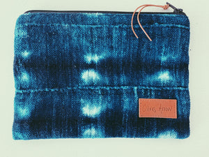 MUDCLOTH POUCH