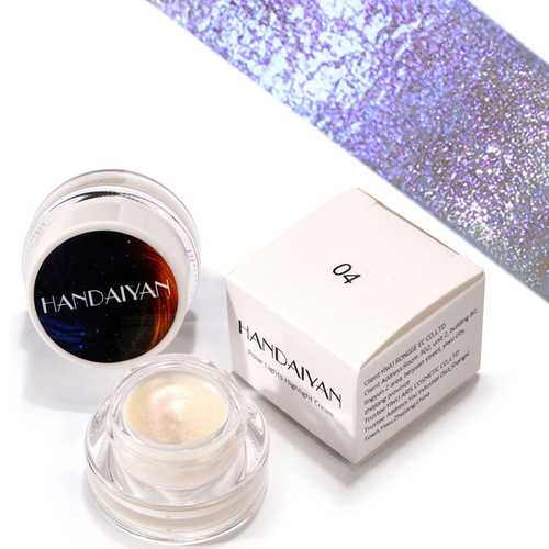 6 Colors Face Highlighters Cream