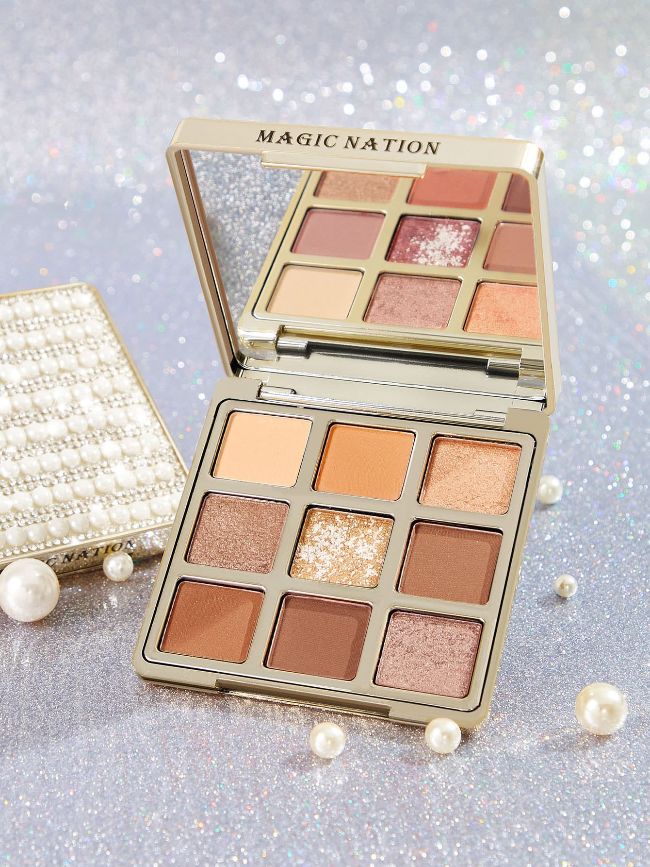 Star Shine 9 Color Eyeshadow Palette
